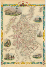 Scotland By John Tallis