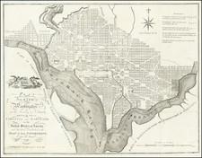 Washington, D.C. Map By John Reid
