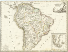 South America Map By Stanislao Stucchi