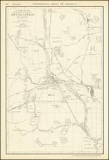 Minnesota Map By Rand McNally & Company