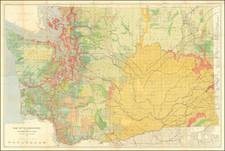 Washington Map By