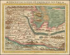 Map By Sebastian Munster