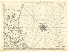 Mexico Map By Thomas Jefferys