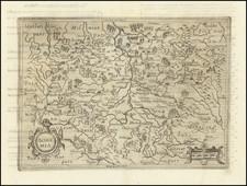 Czech Republic & Slovakia Map By Johannes Matalius Metellus