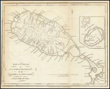 Other Islands Map By Bryan Edwards / John Stockdale