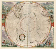 World, Polar Maps, Australia & Oceania, Pacific, Australia and New Zealand Map By Jan Jansson
