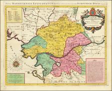 Centre et Pays de la Loire Map By Alexis-Hubert Jaillot