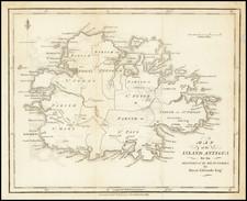 Other Islands Map By Bryan Edwards  &  John Stockdale