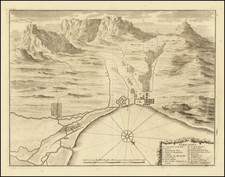 South Africa Map By Francois Valentijn