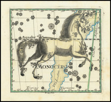 Celestial Maps Map By Corbinianus Thomas