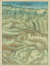 Colorado, Colorado and Pictorial Maps Map By George Clason