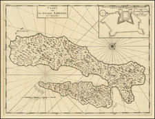 India Map By Francois Valentijn