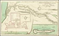 West Africa Map By Gabriel Nikolaus Raspe