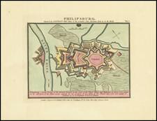 Süddeutschland Map By John Luffman