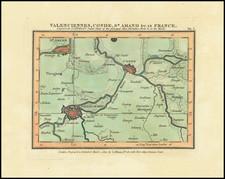 Nord et Nord-Est Map By John Luffman