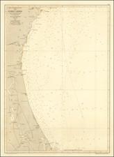Florida and Georgia Map By Direccion Hidrografica de Madrid