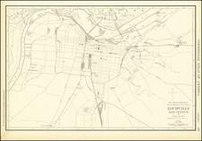 Kentucky Map By Rand McNally & Company