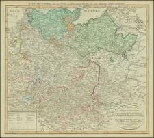 Norddeutschland Map By Weimar Geographische Institut