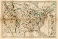 United States Map By Eustache Herisson