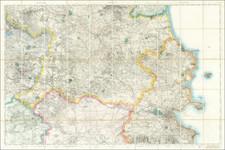 Ireland Map By Ordinance Survey Office