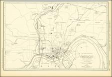 Ohio Map By Rand McNally & Company