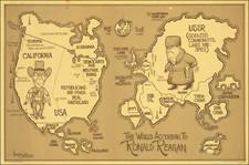 The World According To Ronald Reagan By David Horsey