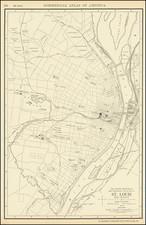 Missouri Map By Rand McNally & Company