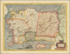 Turkey and Turkey & Asia Minor Map By  Gerard Mercator