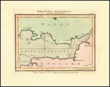 England Map By John Luffman