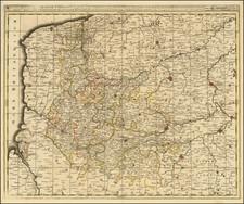 Nord et Nord-Est Map By Gerard & Leonard Valk