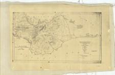 San Diego Map By U.S. Coast & Geodetic Survey