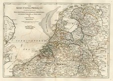 Netherlands Map By Samuel Dunn