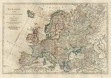 Europe and Europe Map By Samuel Dunn