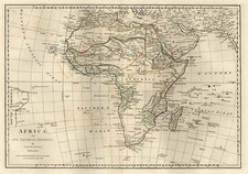 Africa and Africa Map By Samuel Dunn
