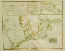 Europe, British Isles, Germany, Baltic Countries and Scandinavia Map By John Thomson