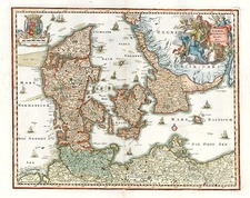 Europe and Scandinavia Map By Christopher Weigel