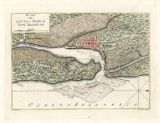 Southeast Map By Gazzetiere Americano