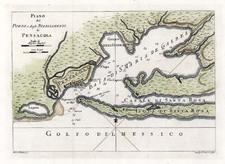 Florida Map By Gazzetiere Americano