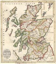 Europe and British Isles Map By John Payne