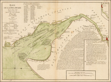 Mid-Atlantic and Delaware Map By George Louis Le Rouge