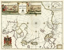 Polar Maps and Canada Map By Moses Pitt