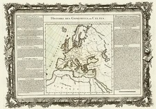 World, World, Europe and Europe Map By Buy de Mornas