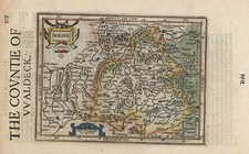 Europe, Germany and Poland Map By Henricus Hondius - Gerhard Mercator