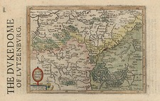 Europe Map By Henricus Hondius - Gerhard Mercator