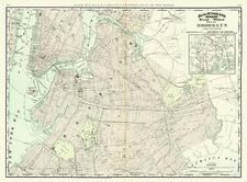 Map By Rand McNally & Company