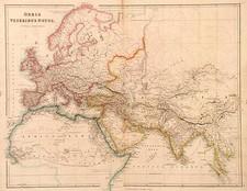Map By John Arrowsmith
