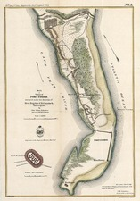 Southeast Map By U.S. War Department / Otto Julian Schultze