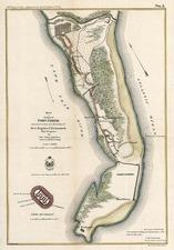 Southeast Map By U.S. War Department / Otto Julian Schultze