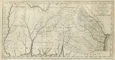 South and Southeast Map By John Payne