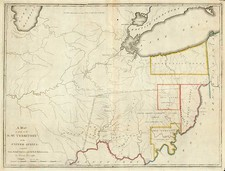 Mid-Atlantic, South and Midwest Map By Samuel Lewis